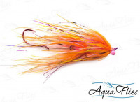 Stu's Ostrich Intruders, Orange/Pink - Product Image