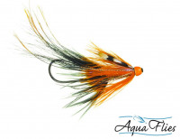 Stu's Steelie Piglet, Orange/Black/Gold - Product Image