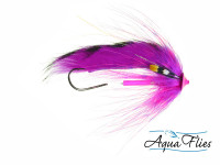 Stu's Tiger Tail Turbo Cone, Hot Pink - Product Image