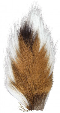 UV2 Bucktail, White - Product Image
